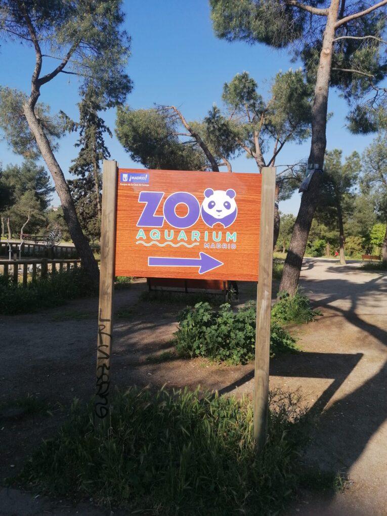 Primera salida de nuestros pacientes al ZOO de Madrid