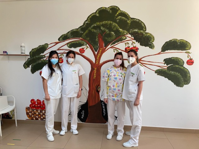 ¡Gracias a los estudiantes que han pasado por el Hospital de Extremadura!