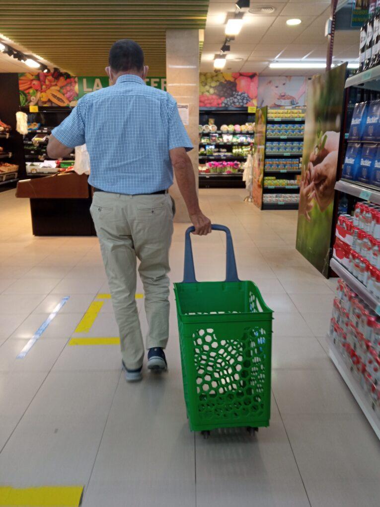 Actividades instrumentales de la Vida Diaria: La compra
