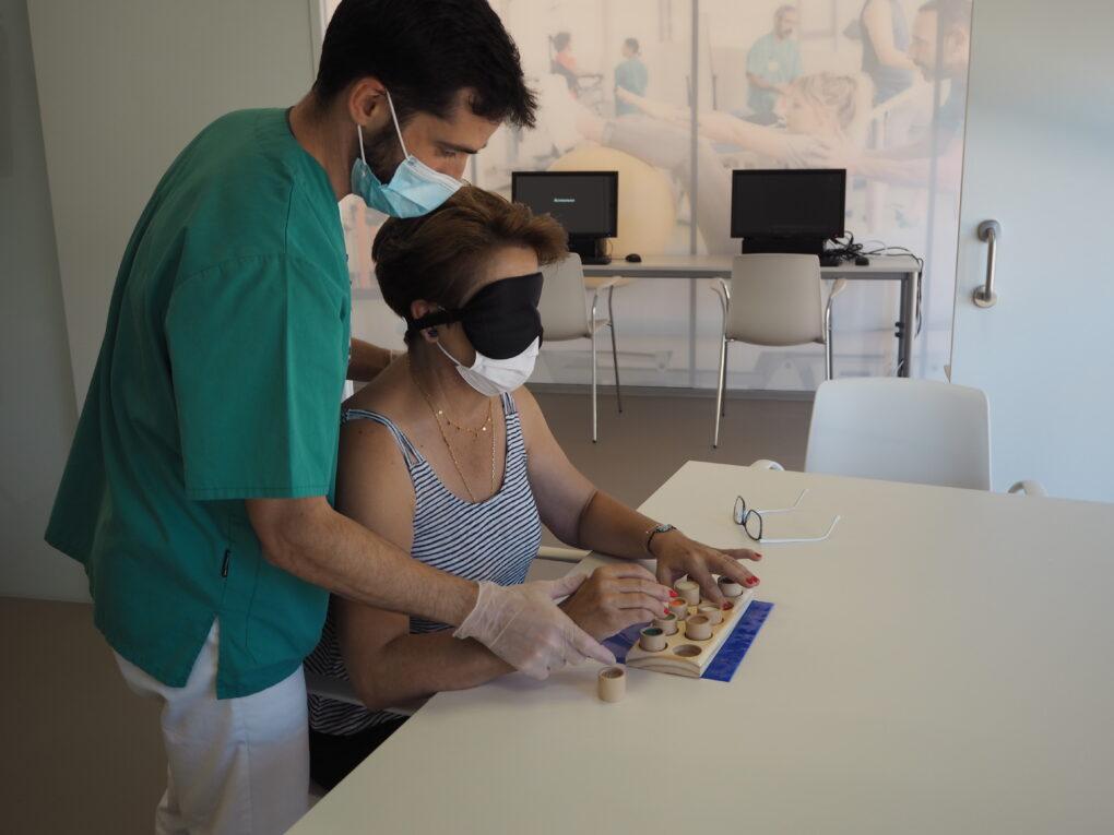 Papel del tratamiento de la sensibilidad en la Rehabilitación Neurológica del miembro superior