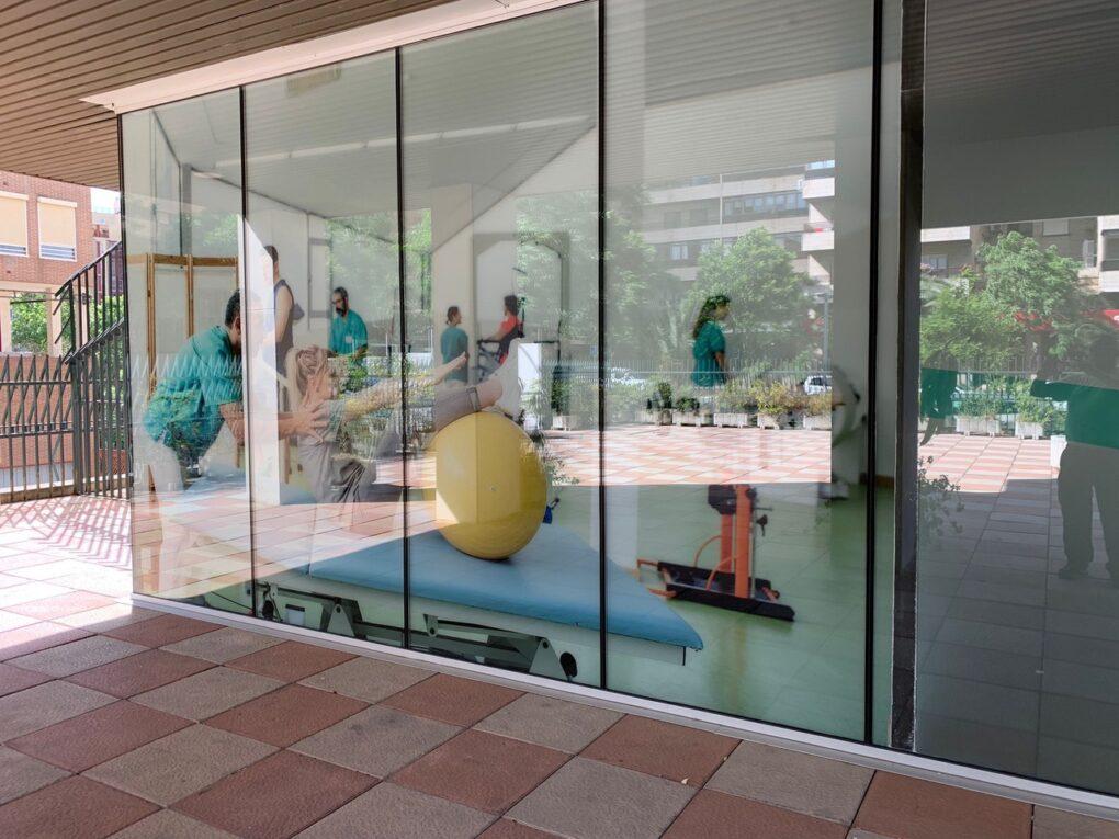 Nueva Clínica de Rehabilitación Neurológica y Física del Grupo Casaverde en Cáceres que será inaugurada el próximo 22 de septiembre